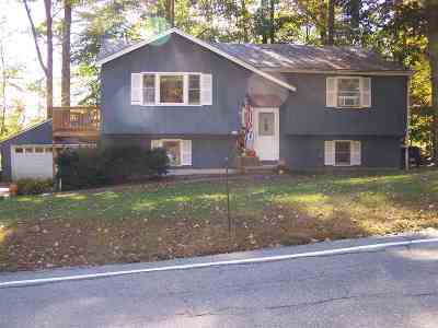 Raymond Single Family Home Active Under Contract: 36 Mountain Road