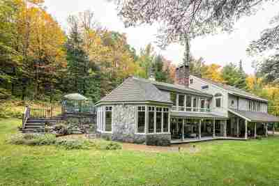 Merrimack County Single Family Home For Sale: 21 Quaker Path