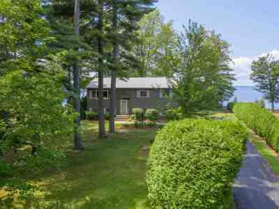 Swanton Single Family Home For Sale: 196 Maquam Shore Road