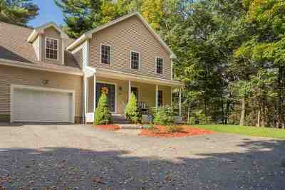 Single Family Home For Sale: 108 Mary Batchelder Road #D