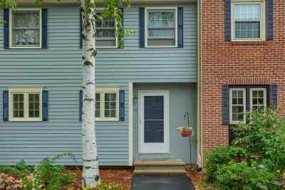 Hudson Condo/Townhouse For Sale: 956 Fox Hollow Drive