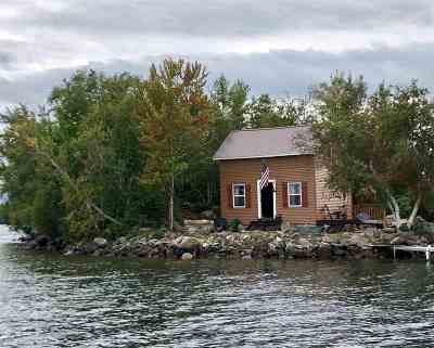 Alton Single Family Home For Sale: 2 Moose Island