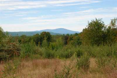 Concord Residential Lots & Land For Sale: 137 Snow Pond Road #11/Z 20