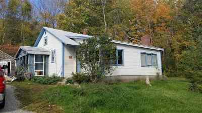 Hinesburg Single Family Home For Sale: 538 Silver Street