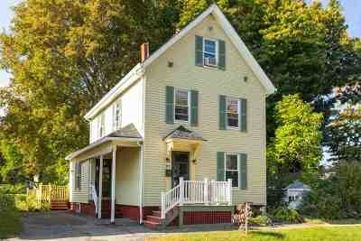 Single Family Home For Sale: 390 Bartlett Street
