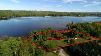 Merrimack County Single Family Home For Sale: 119 Lake Shore Drive