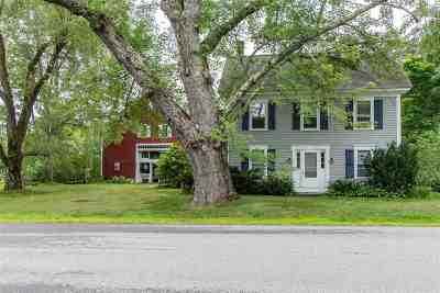Henniker Single Family Home For Sale: 956 Old Concord Road