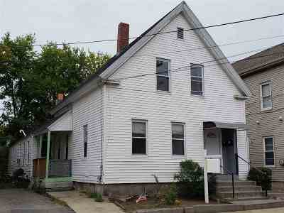 Nashua Multi Family Home For Sale: 87 Pine Street