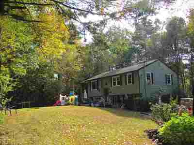 Single Family Home For Sale: 174 Brentwood Road