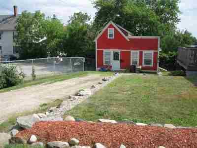 Strafford County Single Family Home For Sale: 2 Reservoir Street