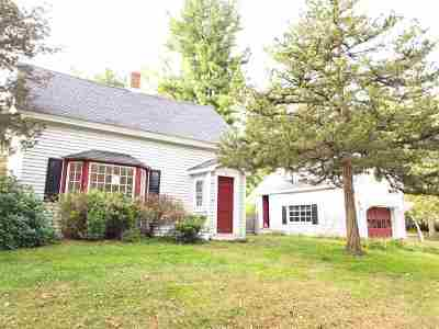 Kingston Single Family Home For Sale: 84a Main Street