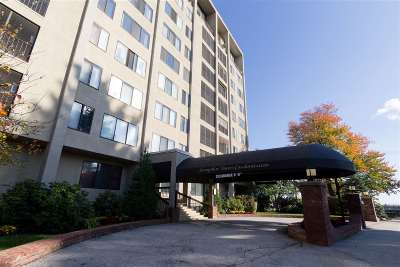 Manchester Condo/Townhouse For Sale: 55 River Road #2C