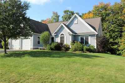 Goffstown Single Family Home Active Under Contract: 40 Magnolia Drive