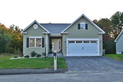 Salem Single Family Home For Sale: 15 Paddock Circle