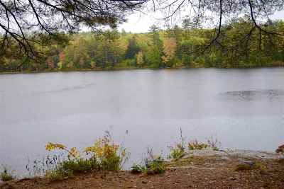 New Hampton Residential Lots & Land Active Under Contract: Lot R06-37 Forest Pond Road