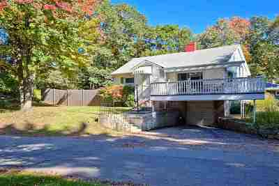 Strafford County Single Family Home Active Under Contract: 1 Quarry Road