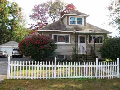 Manchester Single Family Home For Sale: 321 Brunelle Avenue