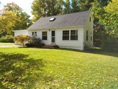 Chittenden County Single Family Home For Sale: 192 Maple Leaf Lane