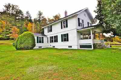 Sugar Hill Single Family Home Active Under Contract: 150 Rt. 18