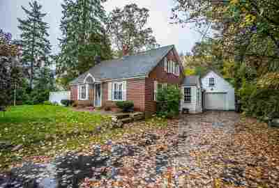 Goffstown Single Family Home Active Under Contract: 262 Mast Road