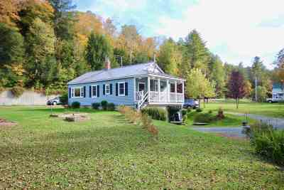 Woodstock Single Family Home For Sale: 3438 South Road