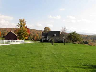 Jericho Single Family Home For Sale: 107 Skunk Hollow Road