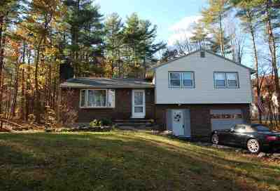 Londonderry Single Family Home For Sale: 33 Perkins Road