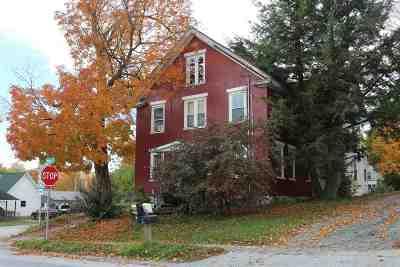 Enosburg Multi Family Home For Sale: 17 Main Street