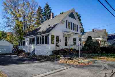 Milford Single Family Home For Sale: 4 Orange Street