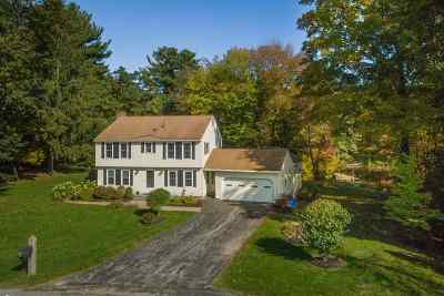Derry Single Family Home For Sale: 5 Sabra Circle