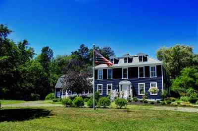 Chester Single Family Home For Sale: 218 Derry Road