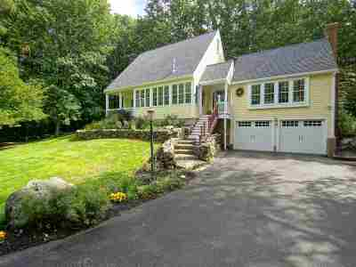 Single Family Home For Sale: 320 Brackett Road