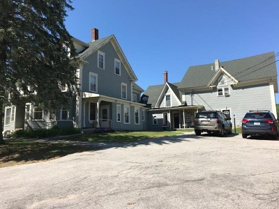 Merrimack County Multi Family Home For Sale: 222 Catamount Road