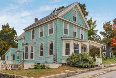 Strafford County Single Family Home For Sale: 7 Silver Street