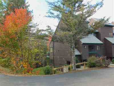 Waterville Valley Rental For Rent: 1 Mountain Brook Road #32