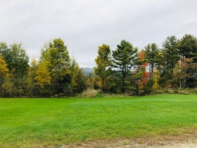 Bath Residential Lots & Land For Sale: Lot 3 Ammonoosuc Avenue