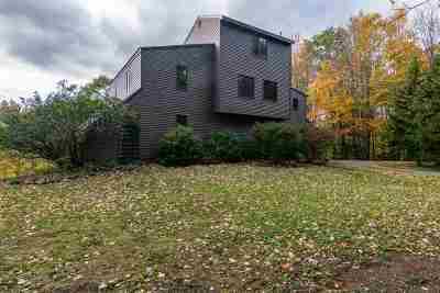 Underhill Single Family Home For Sale: 70 Maple Ridge Road