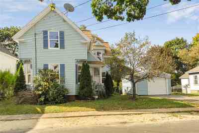 Strafford County Single Family Home Active Under Contract: 19 Logan Street