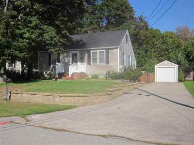 Eliot Single Family Home Active Under Contract: 7 Staples Street