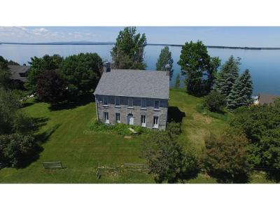 Alburgh Single Family Home For Sale: 2226 West Shore Road