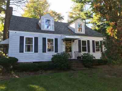 Greenland Single Family Home For Sale: 132 Breakfast Hill Road