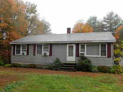 Strafford County Single Family Home For Sale: 56 Estes Road