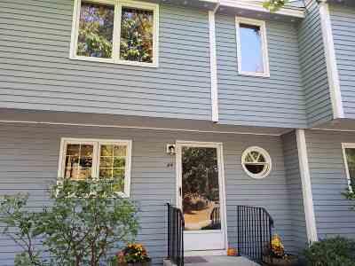 Merrimack Condo/Townhouse For Sale: 44 Merrimack Road