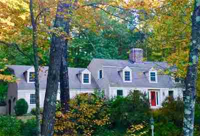 Amherst Single Family Home Active Under Contract: 13 General Amherst Road