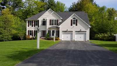 Windham Single Family Home Active Under Contract: 6 Ludlow Road