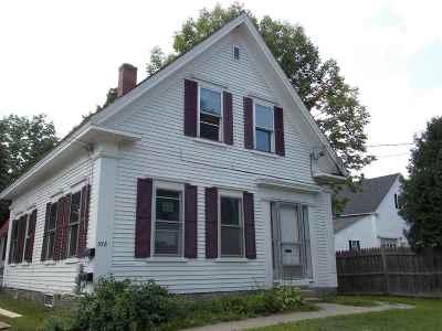 Laconia Single Family Home For Sale: 378 Elm Street
