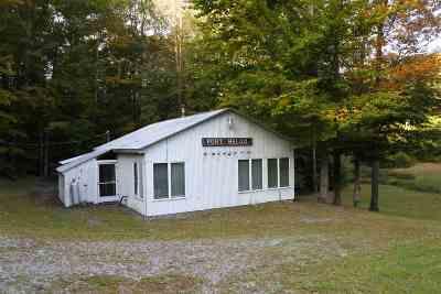 Castleton Single Family Home For Sale: 210 Belgo Road