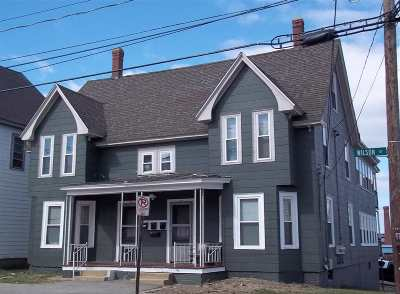 Manchester Multi Family Home For Sale: 188 Wilson Street