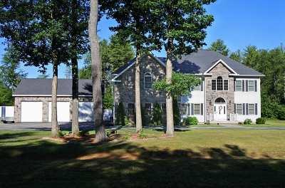 Castleton Single Family Home For Sale: 20 S A Woodard Way