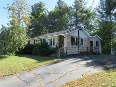 Rollinsford Single Family Home For Sale: 17 Kelwyn Drive